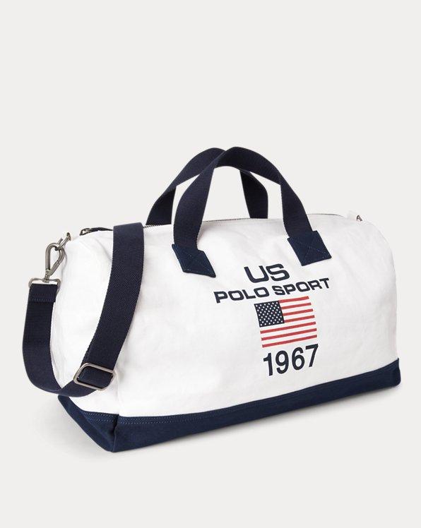 Polo Sport Canvas Duffel Bag