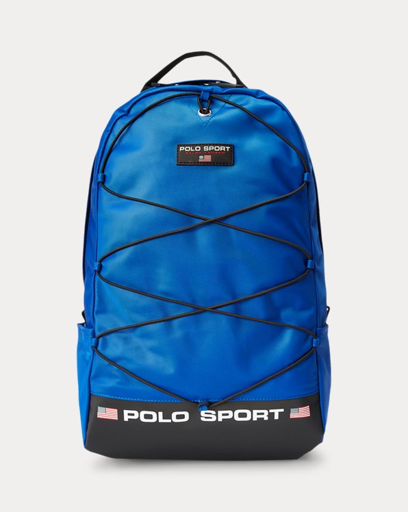 Nylon Polo Sport Backpack