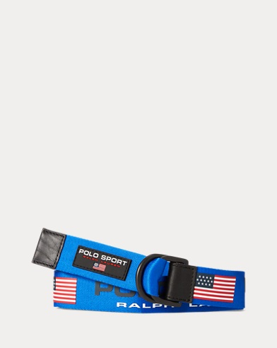Polo Sport D-Ring Belt