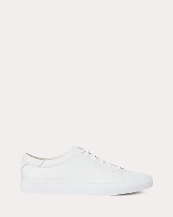 Polo Ralph Lauren Jermain Leather Sneaker