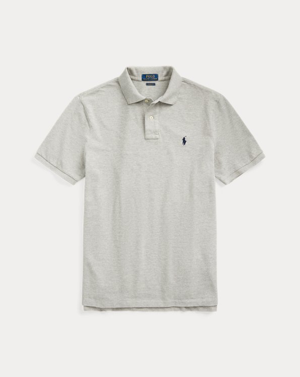 Classic-Fit Polohemd aus Piqué