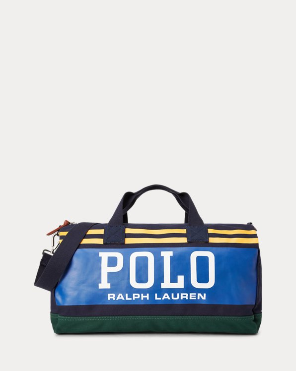 Polo Canvas Duffel Bag