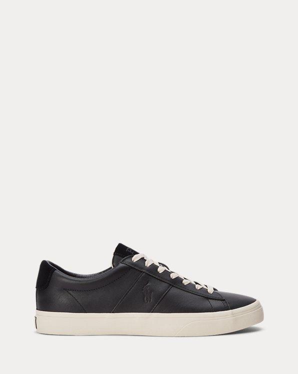 Sneaker Sayer in vitello