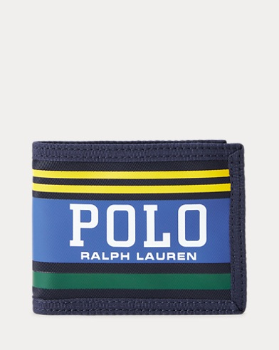 Polo Striped Wallet
