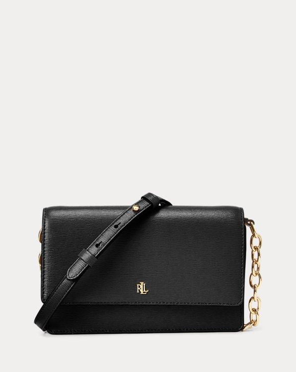 Leather Medium Crossbody Bag