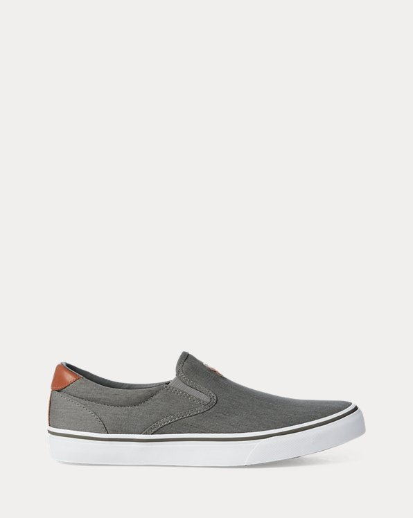 Thompson Washed Twill Sneaker