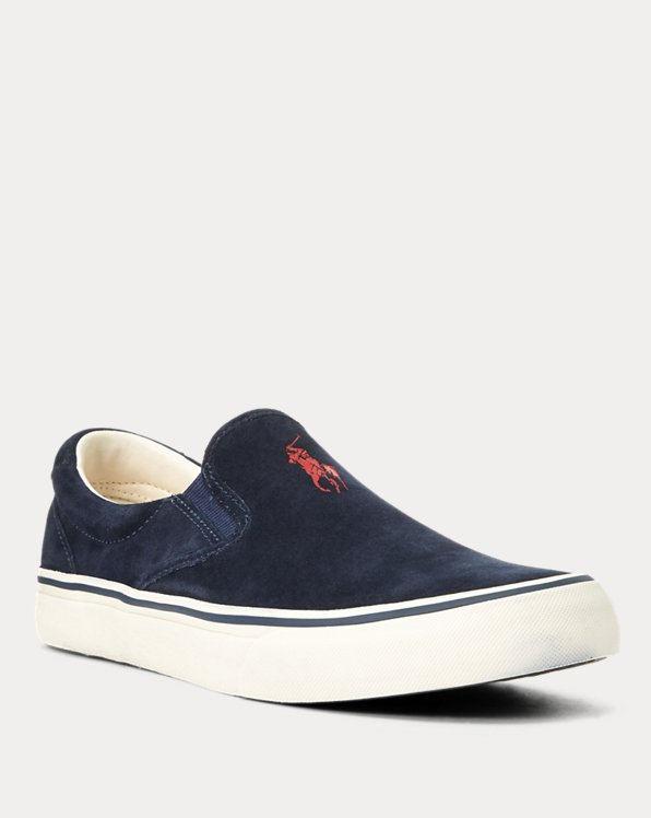 Thompson Suede Sneaker