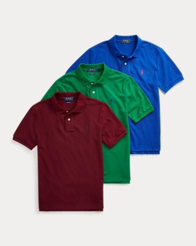 Polo Shirt 3-Piece Gift Set