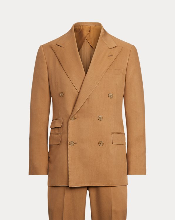 Kent Handmade Silk Suit