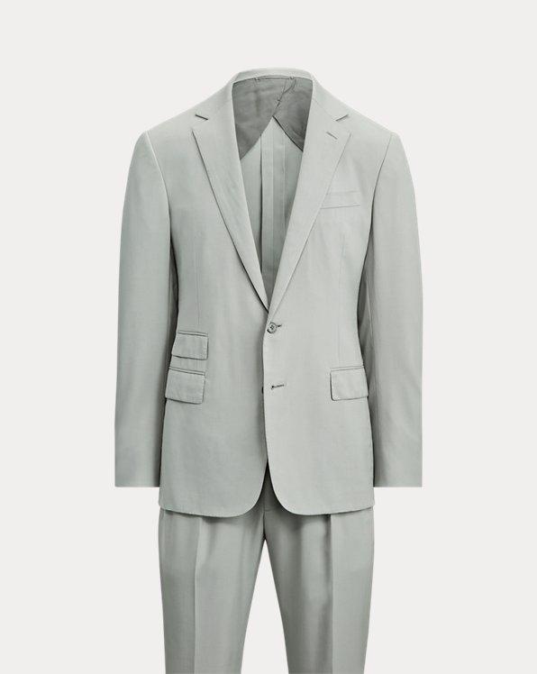 Handmade Gabardine Suit