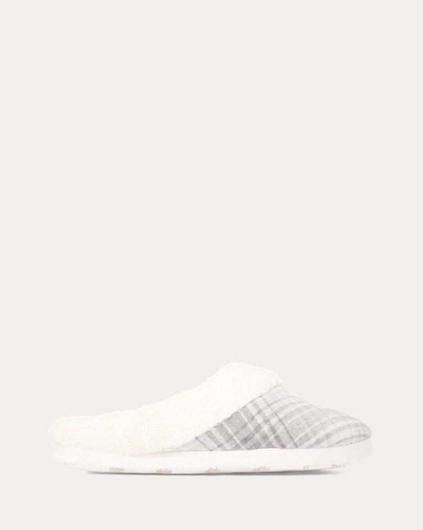 Print Cotton Slipper