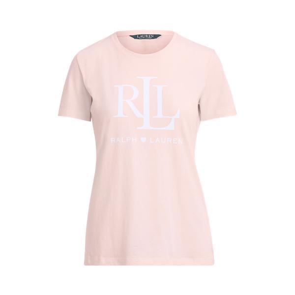 폴로 랄프로렌 Polo Ralph Lauren Pink Pony LRL Jersey Tee,Pink Love