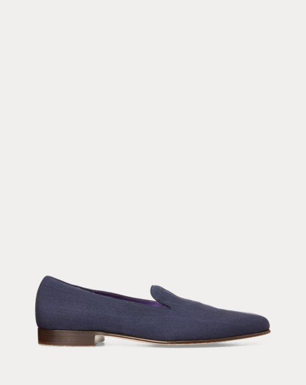 Pantofole Alonzo in seta