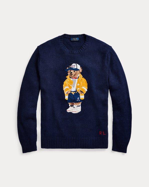 CP-93 Bear Sweater