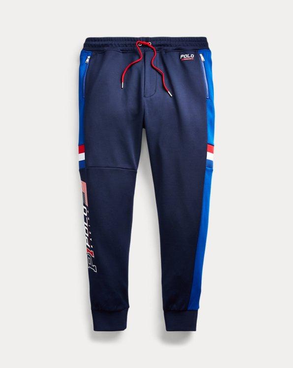 Pantalon d'athlétisme maille double
