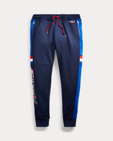 Double-Knit Track Trouser