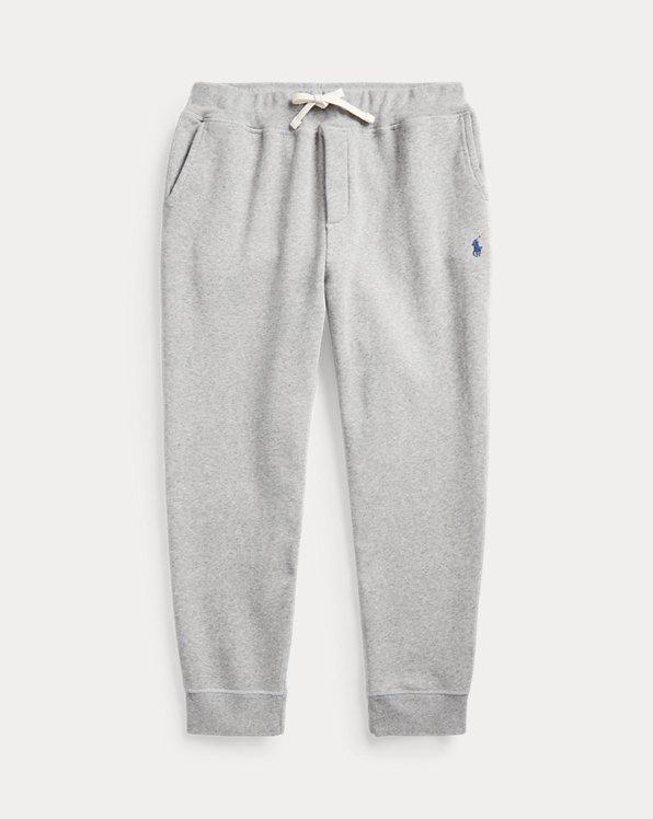 Garment-Dyed Fleece Trouser