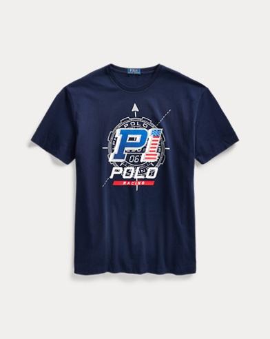 Classic Fit Racing T-Shirt