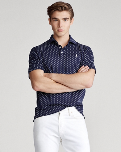 Classic Fit Soft Cotton Polo
