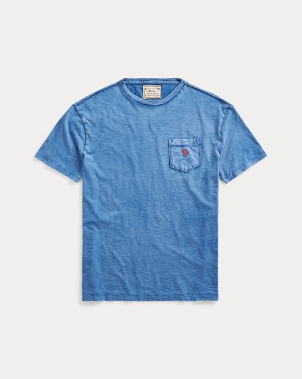 Classic Slub Pocket T-Shirt