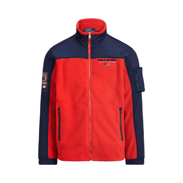 폴로 랄프로렌 Polo Ralph Lauren Polo Sport Hybrid Jacket,RL 2000 Red/Newport Navy