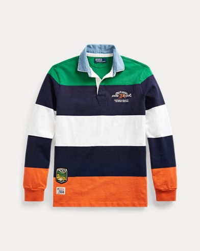 Classic Fit Rugby Shirt