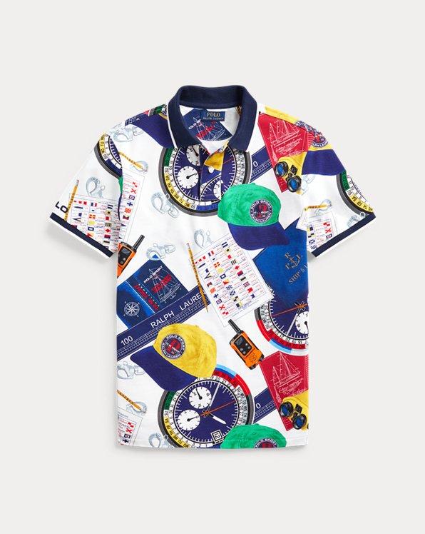 The Nautical Racing Polo Shirt