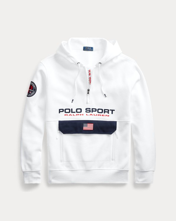 Sweat à capuche Polo Sport