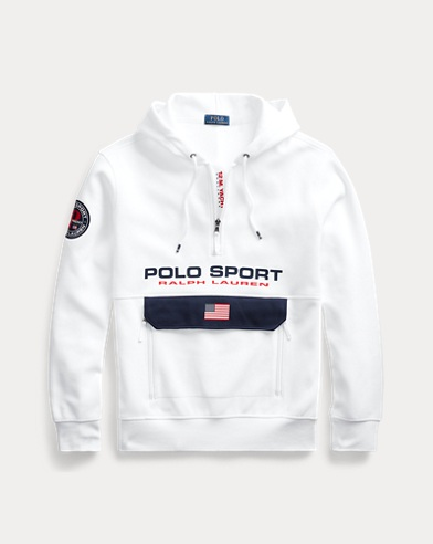 Polo Sport Double-Knit Hoodie