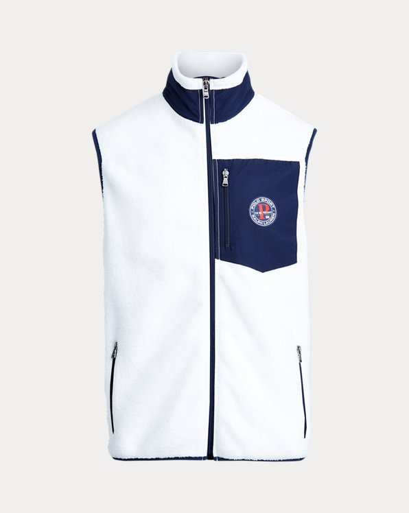 Polo Sport Fleece Vest