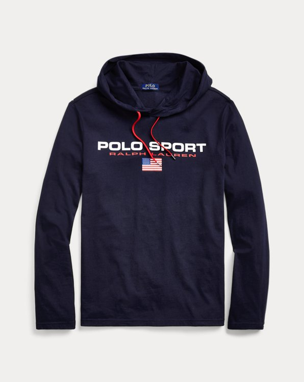 Polo Sport Hooded T-Shirt