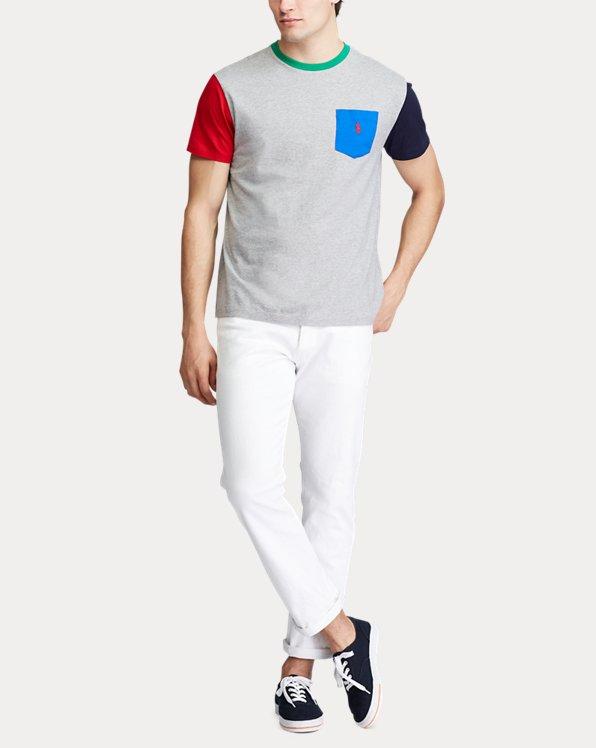 Classic Fit Pocket T-Shirt