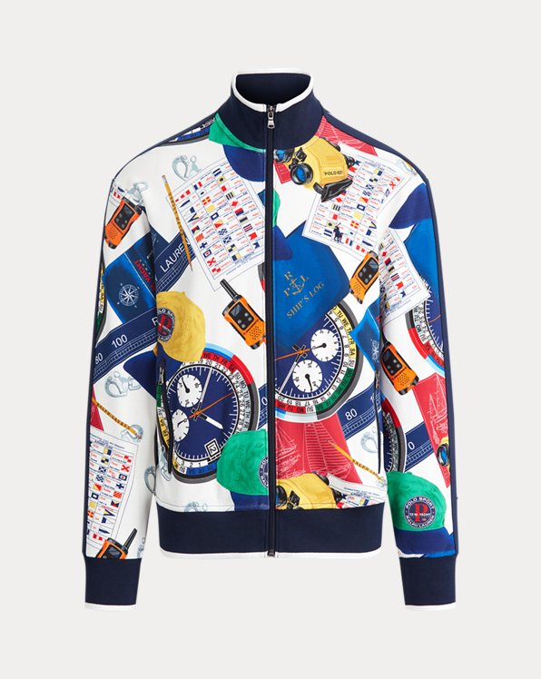 The Nautical Racing Jacket