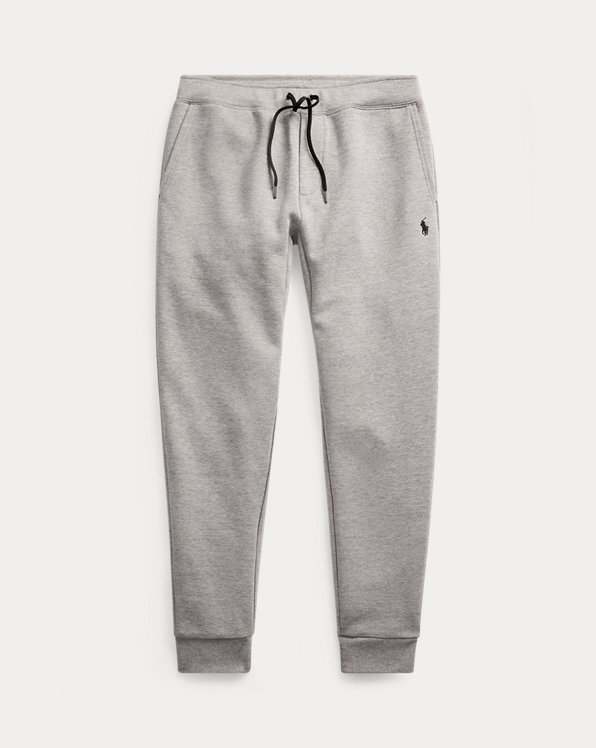 Pantalon de jogging tricot double