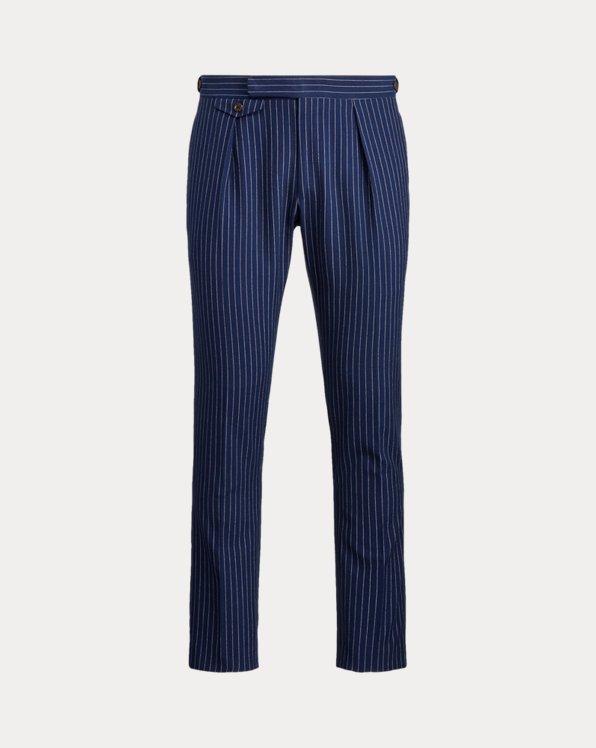 Striped Suit Trouser