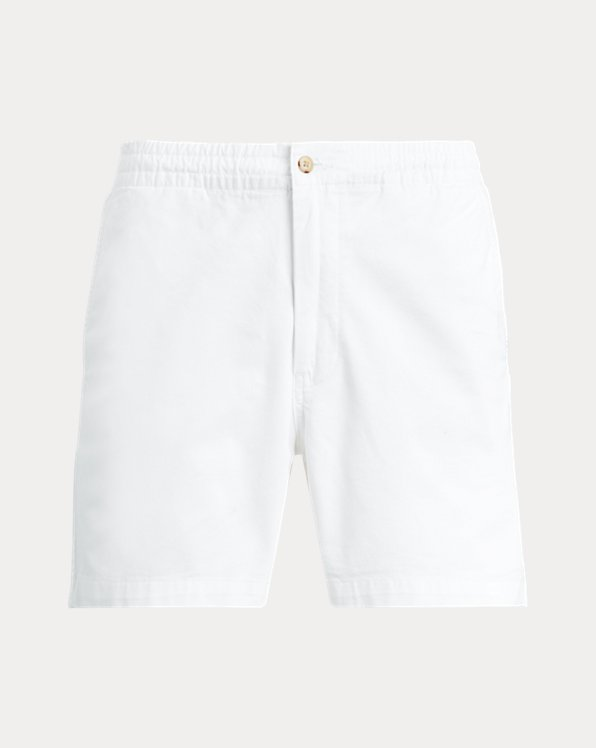 6-Inch Twill Polo Prepster Short
