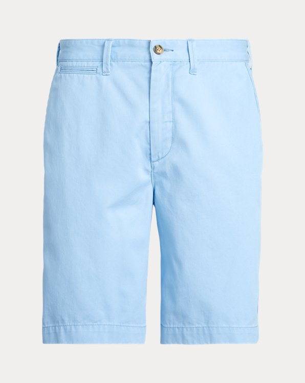 Short in chino Relaxed-Fit 25,4 cm
