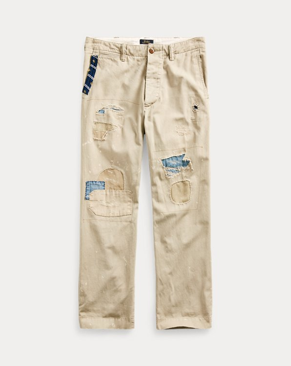 The Iconic Khaki Chino