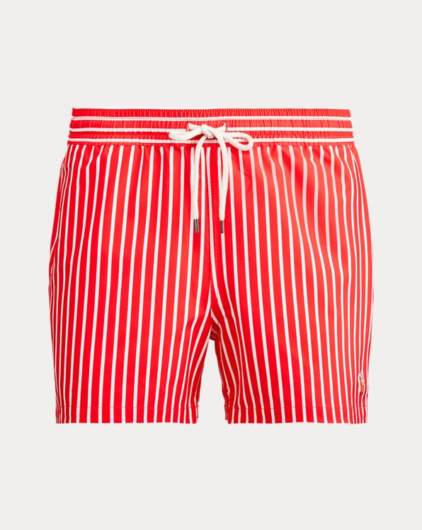 Stretch Slim Fit Swim Trunk