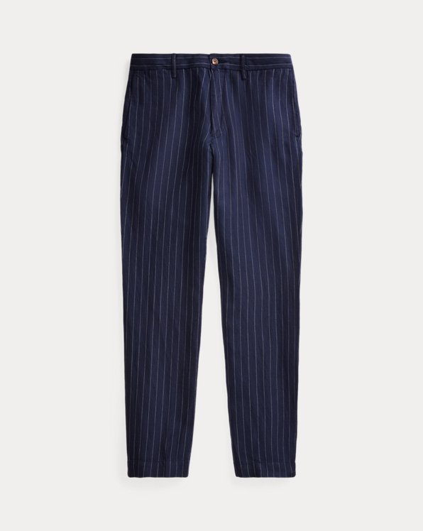 Slim Fit Pinstripe Trouser