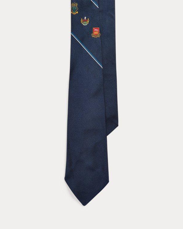 Crest Silk Club Tie