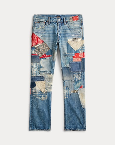 Limited-Edition Repaired Jean