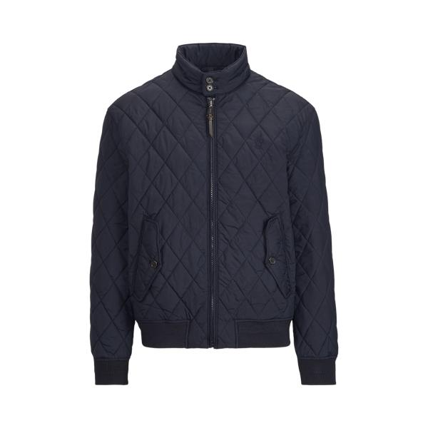 폴로 랄프로렌 Polo Ralph Lauren Quilted Jacket,College Navy