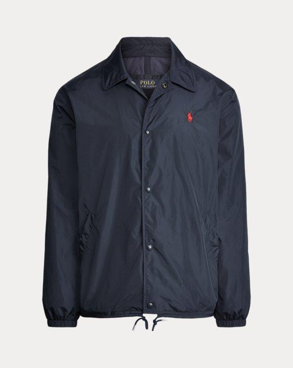 NWT Ralph Lauren Boys Gray Wool Dress Double Button Pea Coat Sz 8 20 NEW $195