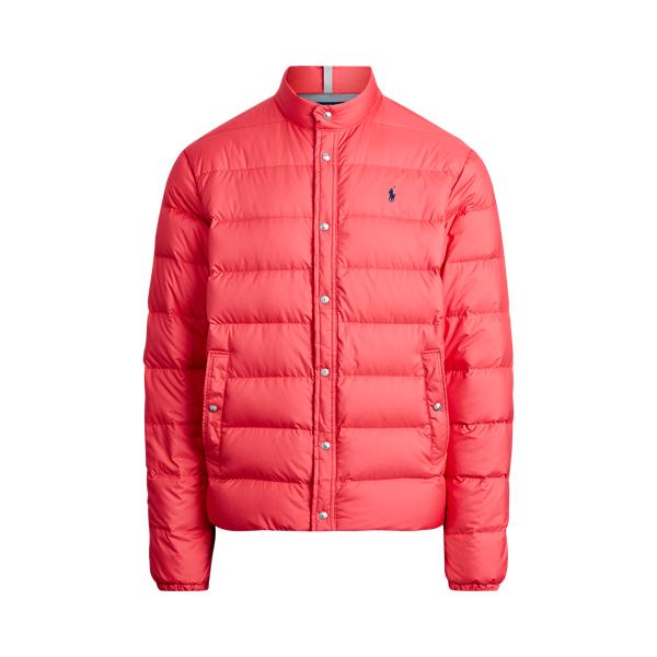 폴로 랄프로렌 Polo Ralph Lauren Quilted Down Jacket,RL 2000 Red