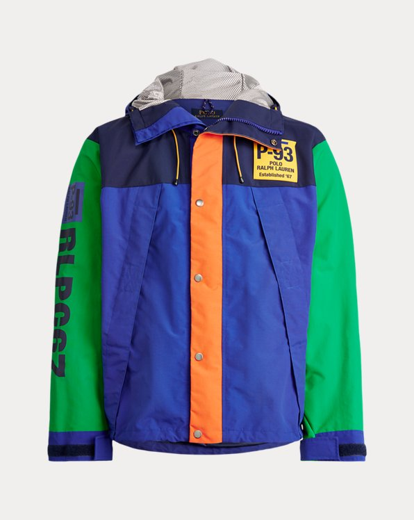 Graphic Water-Repellent Jacket