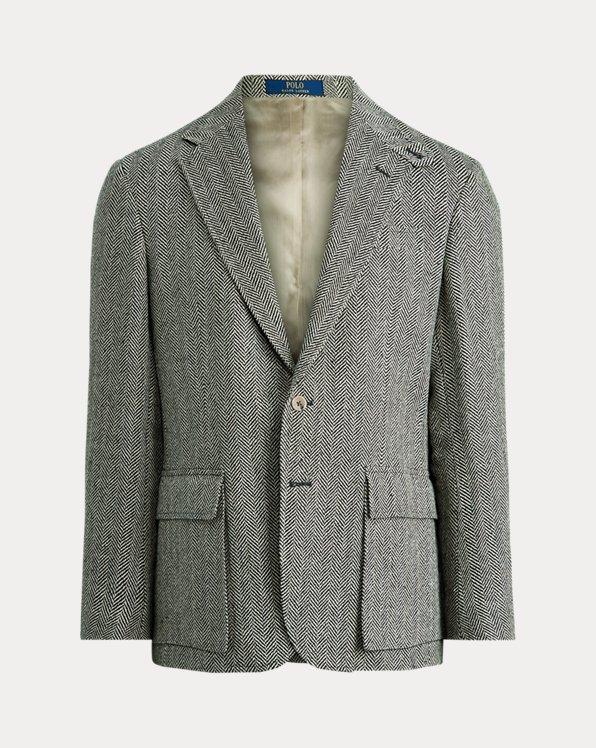 The RL67 Herringbone Jacket