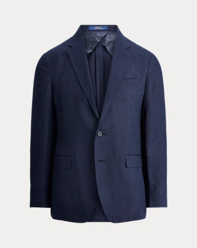 Polo Soft Linen Sport Coat