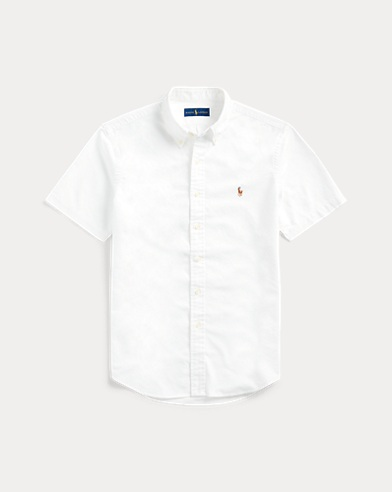 Oxford Short-Sleeve Shirt - All fits