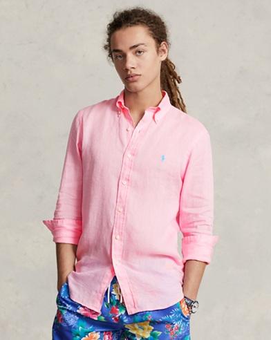 Linen Shirt - All Fits